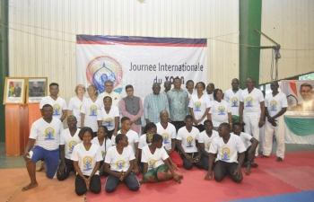 IDY  in Ouagadougou