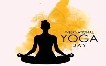 celebration of International Yoga day, 2020