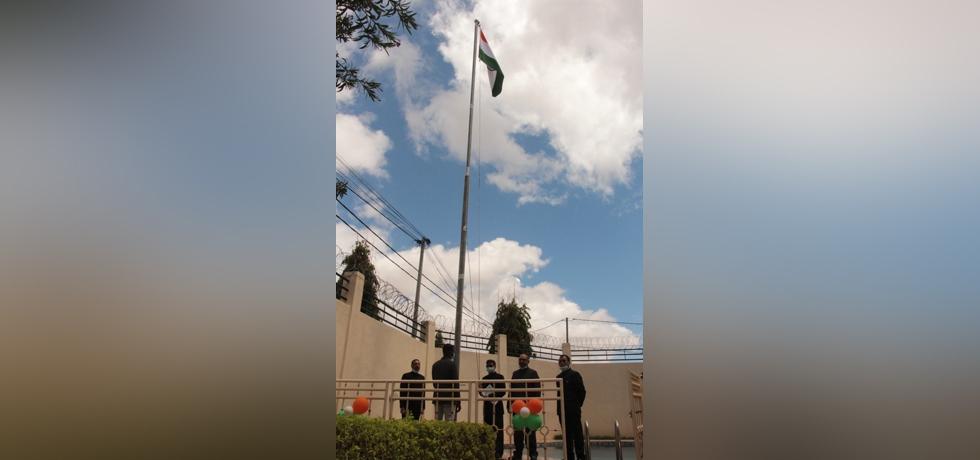 AZADI KA  AMRIT MAHOTSAV INDIA @75 CELEBRATIONS (INDEPENDENCE DAY 15.08.2021)